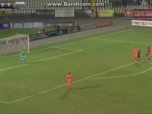 Amkar Perm 0:1 CSKA Moskwa