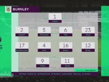 Burnley 1:0 Crystal Palace