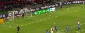Ajax Amsterdam 3:0 PEC Zwolle