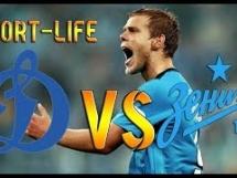 Dynamo Moskwa 0:2 Zenit St. Petersburg