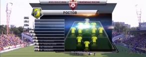 FK Rostov 2:2 Arsenal Tula