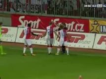 Sigma Olomouc 1:1 Slavia Praga