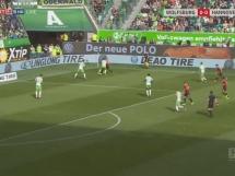 VfL Wolfsburg 1:1 Hannover 96