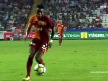 Antalyaspor 1:1 Galatasaray SK