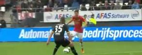 AZ Alkmaar 2:1 NAC Breda