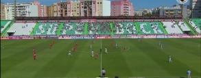 Vitoria Setubal 2:0 Sporting Braga