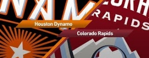 Houston Dynamo 0:1 Colorado Rapids