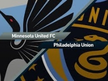 Minnesota United 1:1 Philadelphia Union