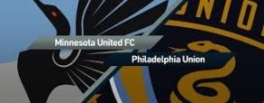 Minnesota United 1:1 Philadelphia Union