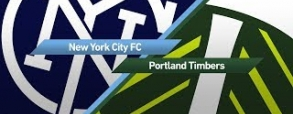 New York City FC 0:1 Portland Timbers
