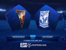 Pogoń Szczecin 0:0 Lech Poznań