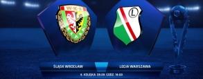 Śląsk Wrocław 2:1 Legia Warszawa