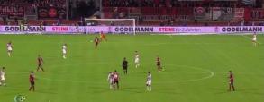 Zwycięski gol Waldemara Soboty z FC Nurnberg!