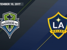 Seattle Sounders 1:1 Los Angeles Galaxy