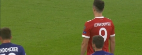 Bramka Lewandowskiego z Anderlechtem!