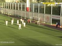 Olympiakos Pireus U19 2:2 Sporting Lizbona U19