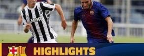 FC Barcelona U19 1:0 Juventus Turyn U19