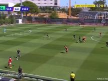 Benfica Lizbona U19 5:1 CSKA Moskwa U19