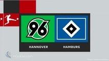 Hannover 96 2:0 Hamburger SV
