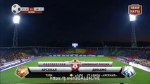 Arsenal Tula - Dynamo Moskwa 1:0