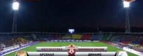 Arsenal Tula 1:0 Dynamo Moskwa