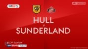 Hull City 1:1 Sunderland