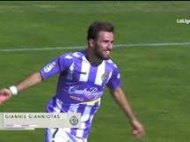 Real Valladolid 2:1 Granada CF