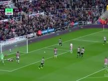 Newcastle United 2:1 Stoke City