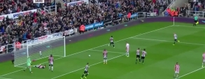 Newcastle United 2:1 Stoke City
