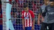 Atletico Madryt 1:0 Malaga CF