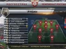 Rubin Kazan 0:1 Urał Jekaterynburg