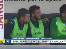 Chievo Verona 1:1 Atalanta