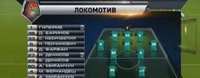 Lokomotiw Moskwa 0:1 Amkar Perm