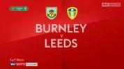 Burnley - Leeds United 2:2 (3:5)