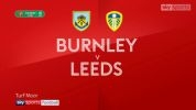 Burnley 2:2 (3:5) Leeds United