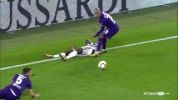 Juventus Turyn - Fiorentina 1:0