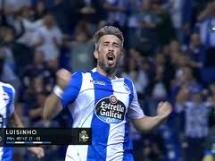 Deportivo La Coruna - Deportivo Alaves 1:0