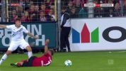 Freiburg 1:1 Hannover 96