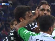 Cagliari - Sassuolo 0:1