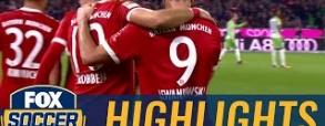 Kolejny gol Lewandowskiego! Polak pokonał bramkarza Wolfsburga!