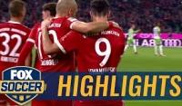 Kolejny gol Lewandowskiego! Polak pokonał bramkarza Wolfsburga! [Wideo]