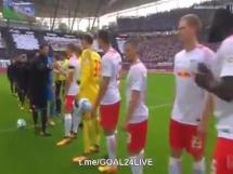 RB Lipsk 2:1 Eintracht Frankfurt