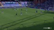 Sampdoria 2:0 AC Milan