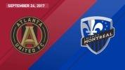Atlanta United 2:0 Montreal Impact