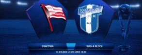 Cracovia Kraków - Wisła Płock