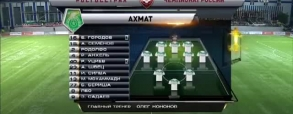 Terek Grozny 1:0 Rubin Kazan
