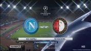 Napoli 3:1 Feyenoord