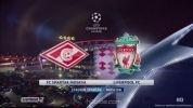 Spartak Moskwa 1:1 Liverpool