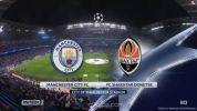 Manchester City 2:0 Szachtar Donieck