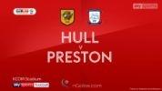 Hull City 1:2 Preston North End